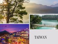 Ostrov romantiky Taiwan –