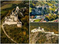 Turisti spoznajú históriu trojice