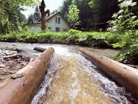Národná kultúrna pamiatka, vodný