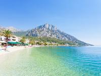 Gradac – ideálna chorvátska dovolenka pre rodiny s deťmi
