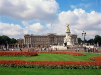 Buckinghamský palác v Londýne
