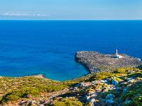 Grécky ostrov Antikythéra