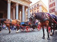 Talianske mestá zmenia svoju tvár, romantike na kočoch čoskoro odzvoní