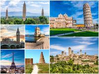7 najzaujímavejších veží na