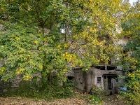 Pozostatky Vančovho domu a