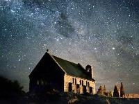 Kostol Dobrého Pastiera, Tekapo,