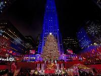 Vianoce v New Yorku