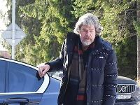 Horolezecká legenda Reinhold Messner