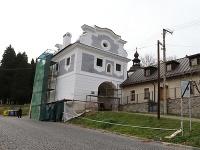 Piargska brána v Banskej