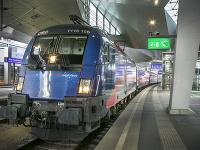 Nočný vlak OBB