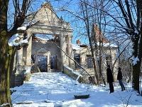 Kaštieľ v obci Skároš