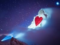Kultová hora Matterhorn je