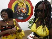 NA CESTÁCH Rastafariáni, reggae