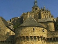 Montsantmichel hrad