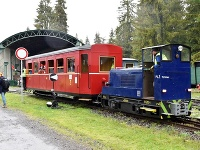 Historická vlaková súprava Považskej