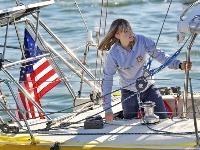 EXTRA Zachránili mladú jachtárku
