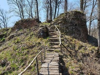 Starý jelšavský hrad