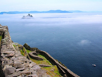 Ostrov Skellig Michael