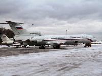 Lietadlo Tu-154