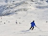 S lyžovaním to vyzerá