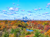 Fairmont Park, Philadelphia, USA