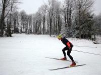 Počasie lyžiarom praje, bežkovať