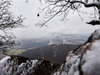 Výhľad na Žiarsku kotlinu