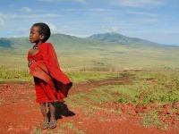 NA CESTÁCH V Tanzánii