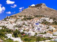 Hrad Pandeli, Leros