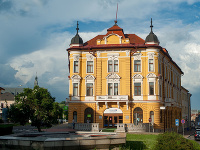 Na snímke tzv. Hungária