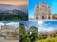 Umbria patrí k najkrajším