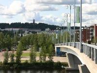 Jyväskylä city, Fínsko