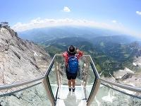Schody do prázdna, Dachstein