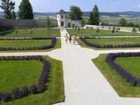 Záhrada v Spišskej Kapitule