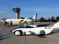 Lietajúce auto AirCar na