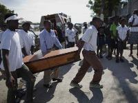 POZOR Necestujte na Haiti