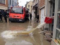 KATASTROFY Záplavy v Belgicku