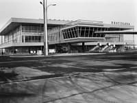 Nová budova letiska v