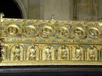 ČESKO Stredoveký relikviár na