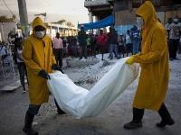 KATASTROFY Cholera na Haiti