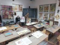 Múzeum v starej škole
