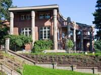 Bílkova vila v Prahe