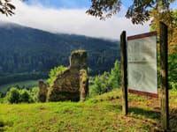 Podoba Gelnického hradu je