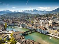 Lucern, Švajčiarsko
