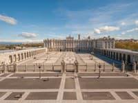 Kráľovský palác v Madride