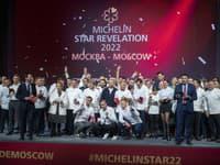 Rusko: Michelin udelil prvé