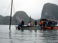 Vo Vietname sa potopila