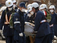 Počet obetí v Japonsku