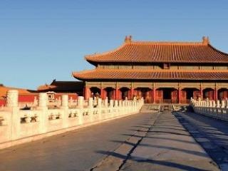 Čína Zakázané mesto