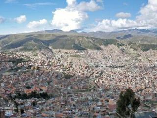 Bolívia La Paz